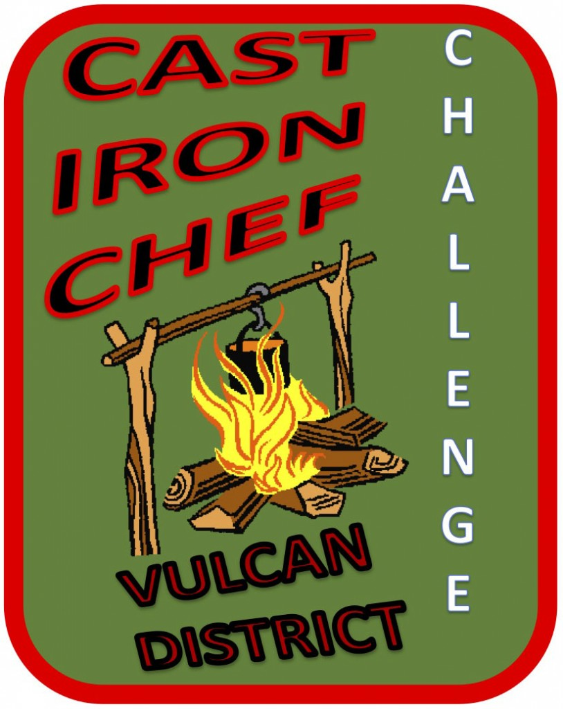 Cast Iron Chef Patch 1