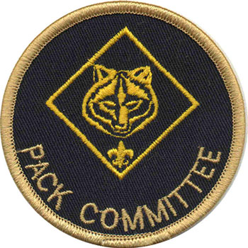 Pack-Committee-Patch