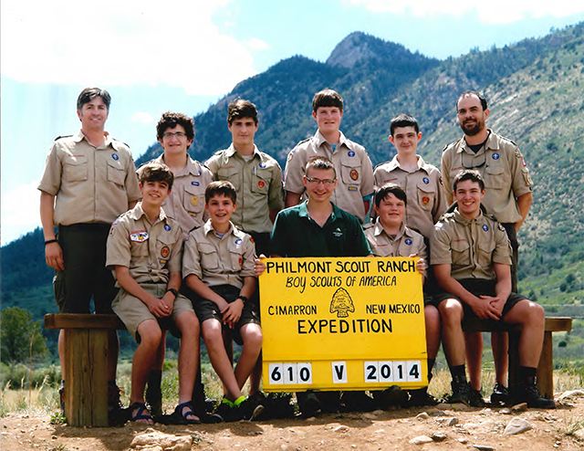 Back Row L to R: Crawford McInnis, Ricky Feig, Connor Hart, Louis Wade, John Corley, Phillip Corley Front Row L to R: Jack Ferguson, Ford McInnis, Jacob Warthen, William Wade, Clay Higginbotham