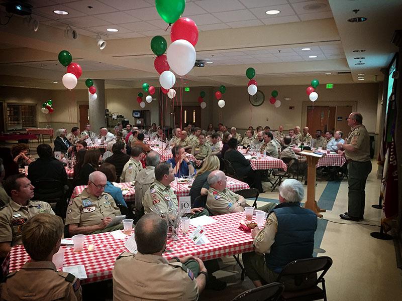 Adult Recognition Banquet 2016