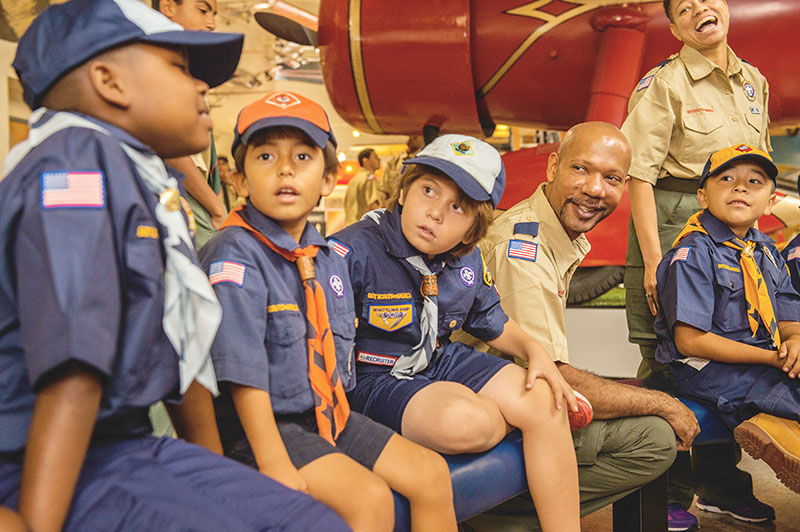 Modifications to Cub Scout program give den leaders more flexibility