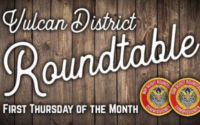 September Roundtable – Eagle Board and Cub Program