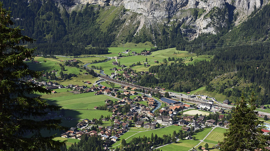 Take your scouting international with a trip to Kandersteg International Scout Centre (KISC) in 2020