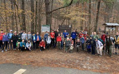 24th Annual 20-Mile Hike a Success!